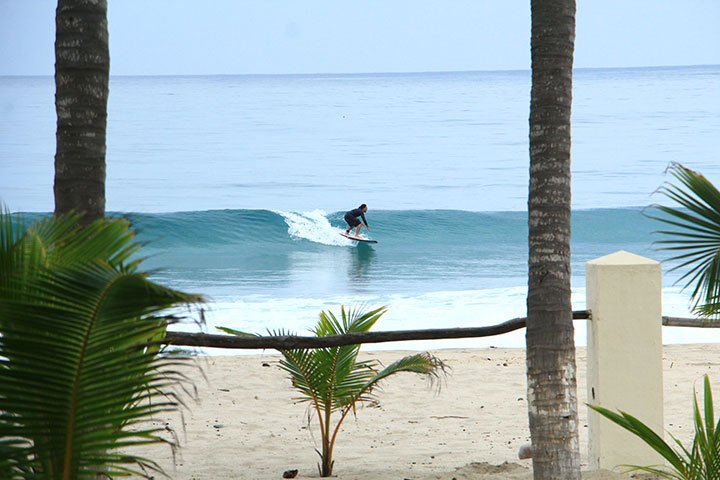 surf coaching experience best waves